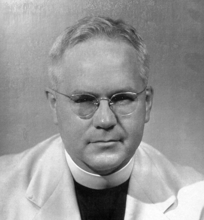 Father Bob Miser Photo