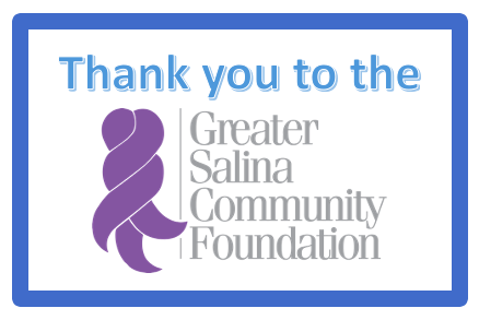 Thank you to the Greater Salina Community Foundation